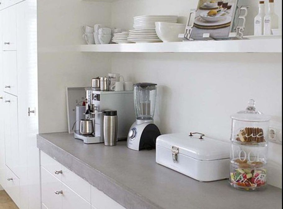 43 Awesome Clutter-Free Ideas To Organize Your Countertop