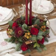 Beautiful christmas centerpiece ideas you should try 01