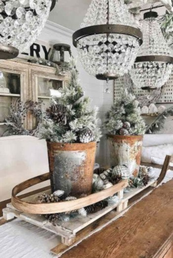 Beautiful christmas centerpiece ideas you should try 02