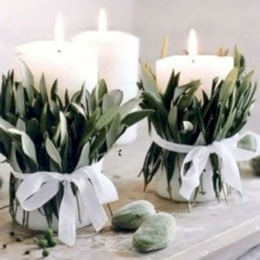 Beautiful christmas centerpiece ideas you should try 11