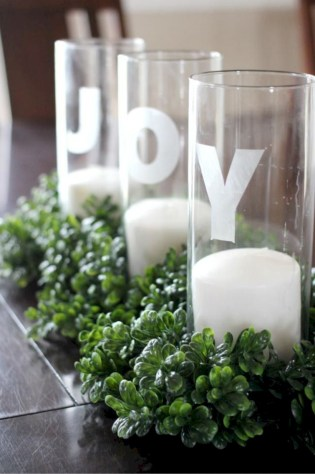 Beautiful christmas centerpiece ideas you should try 29