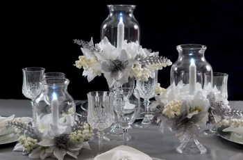 Beautiful christmas centerpiece ideas you should try 33