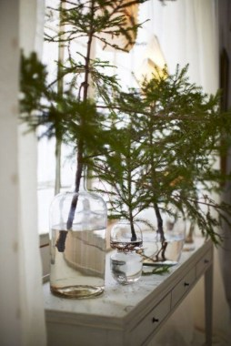 Beautiful christmas decor for small space 08