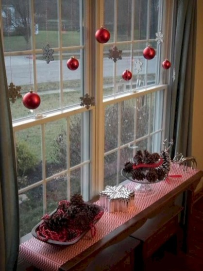 Beautiful christmas decor for small space 13