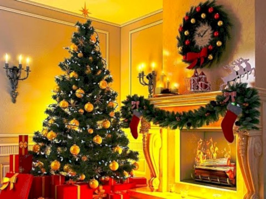 Beautiful christmas tree decoration ideas to see 04