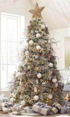 Beautiful christmas tree decoration ideas to see 47