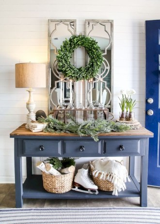 Chic winter decor ideas to try asap 34