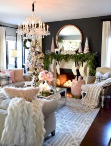 Chic winter decor ideas to try asap 43