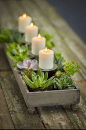 Colorful winter planters for your outdoor decorations 43
