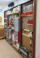 Creative hacks to organize your stuff for garage storage 31