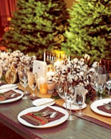Easy winter centerpiece decoration ideas to try 14