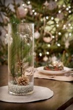 Easy winter centerpiece decoration ideas to try 23