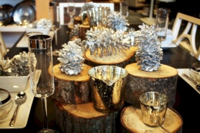 Easy winter centerpiece decoration ideas to try 28