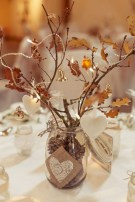 Easy winter centerpiece decoration ideas to try 36