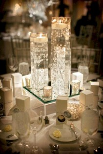 Easy winter centerpiece decoration ideas to try 50