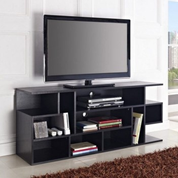 Modern tv stand design ideas for small living room 46