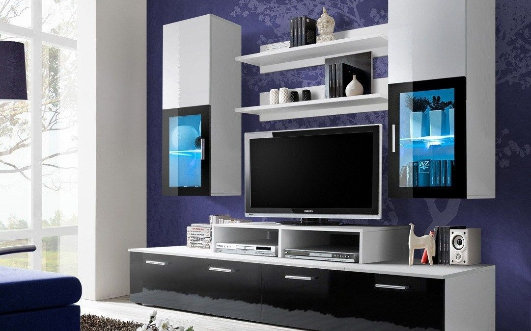 55 Modern Tv Stand Design Ideas For Small Living Room Matchnesscom