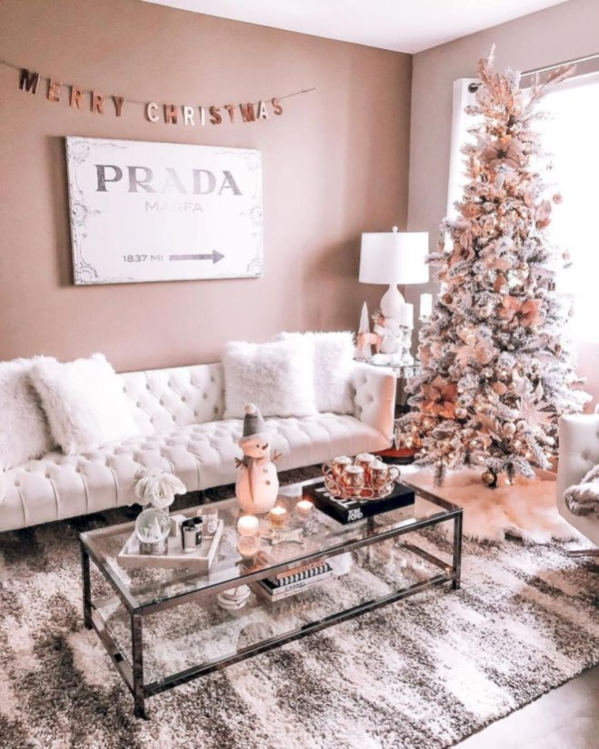 Stunning christmas decoration ideas in 2018 06