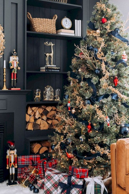Stunning christmas decoration ideas in 2018 07