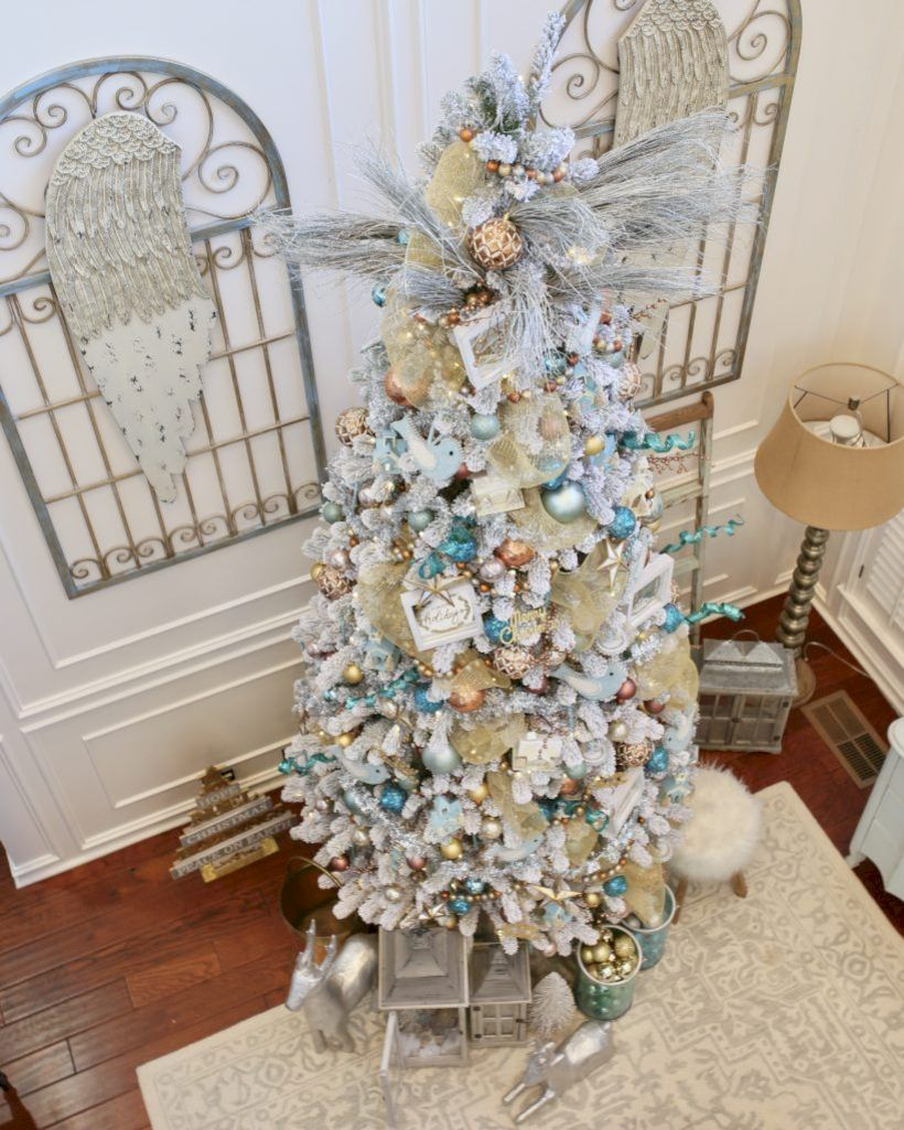 Stunning christmas decoration ideas in 2018 18