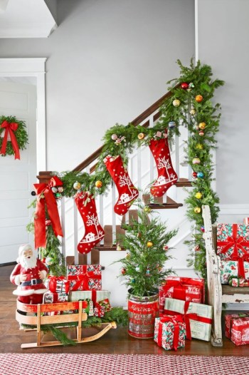 Stunning christmas decoration ideas in 2018 21