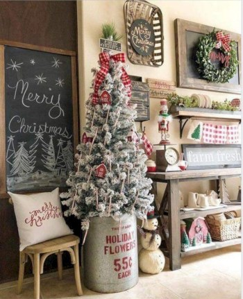 Stunning christmas decoration ideas in 2018 23