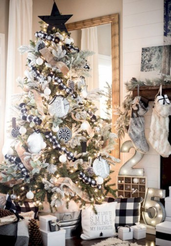 Stunning christmas decoration ideas in 2018 28
