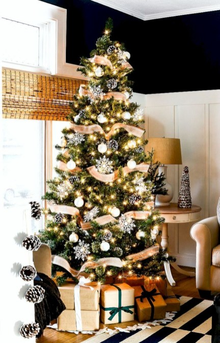 Stunning christmas decoration ideas in 2018 29