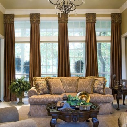 Window treatment and curtain ideas to beautify your window space 13