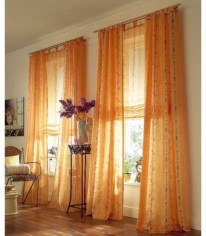 Window treatment and curtain ideas to beautify your window space 17