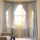 Window treatment and curtain ideas to beautify your window space 19