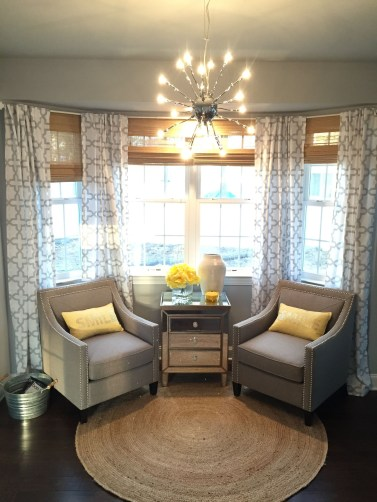 Window treatment and curtain ideas to beautify your window space 21
