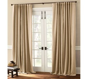 Window treatment and curtain ideas to beautify your window space 30
