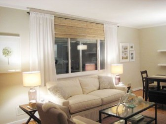 Window treatment and curtain ideas to beautify your window space 37