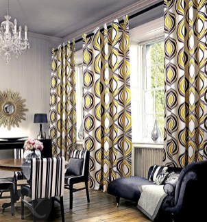 Window treatment and curtain ideas to beautify your window space 41