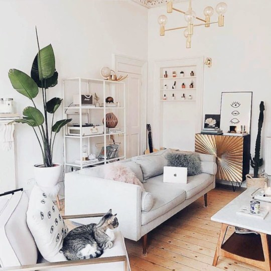 Winter hygge home decorating ideas 32