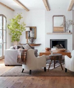 Winter hygge home decorating ideas 40