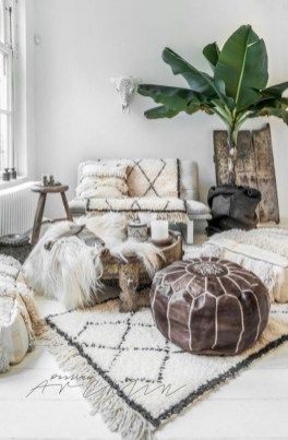 Winter hygge home decorating ideas 42