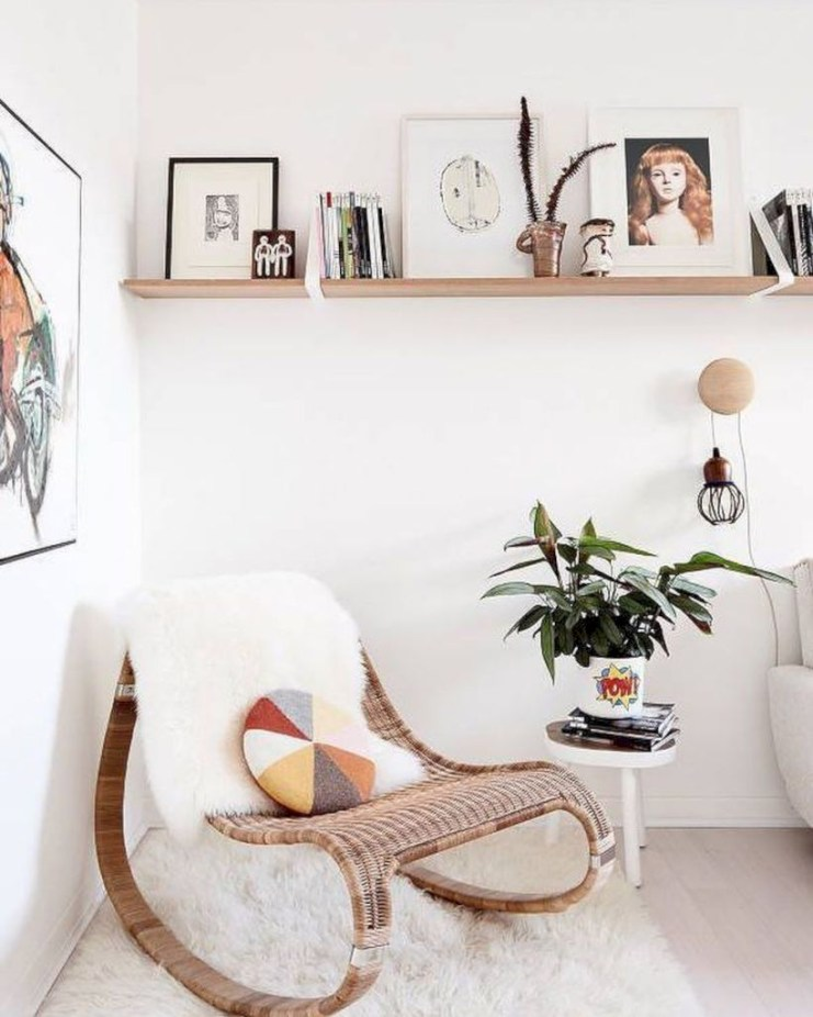 Winter hygge home decorating ideas 43