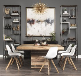 Amazing contemporary dining room decorating ideas 04