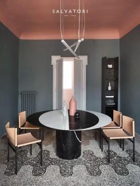 Amazing contemporary dining room decorating ideas 07