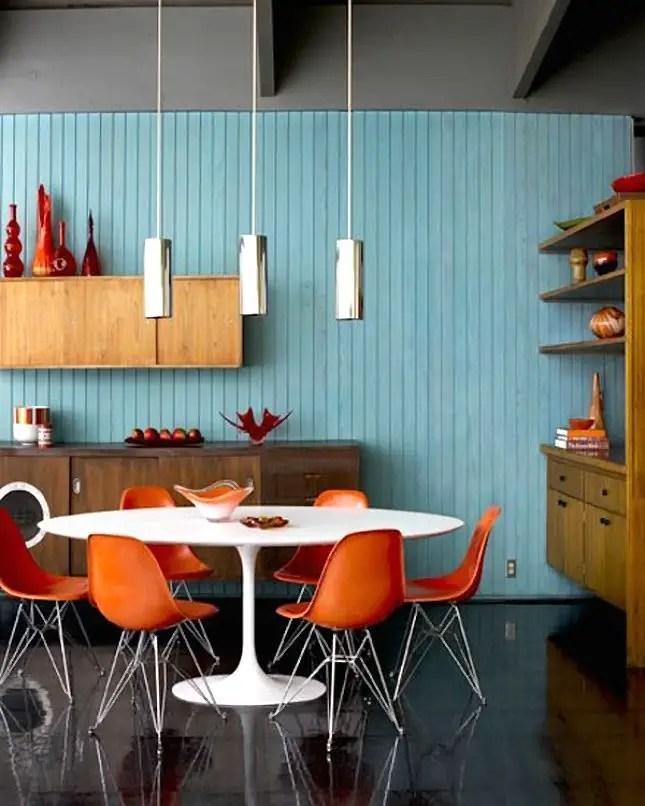 Amazing contemporary dining room decorating ideas 09