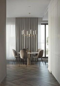 Amazing contemporary dining room decorating ideas 18