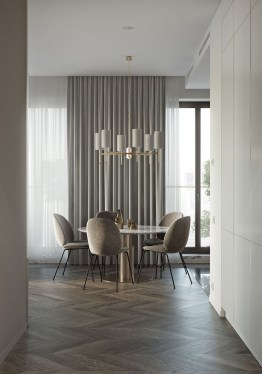 Amazing contemporary dining room decorating ideas 18