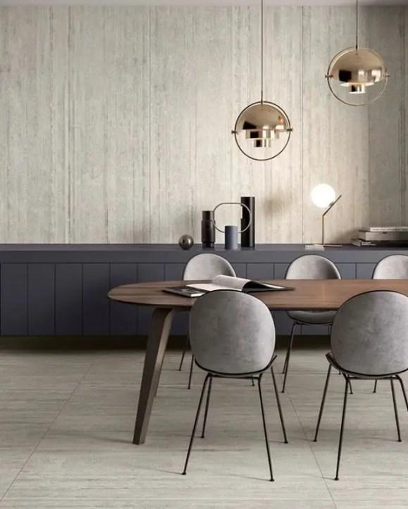 Amazing contemporary dining room decorating ideas 21
