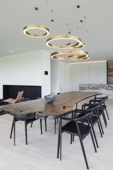 Amazing contemporary dining room decorating ideas 25