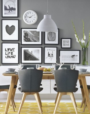 Amazing contemporary dining room decorating ideas 35