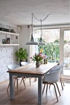 Amazing contemporary dining room decorating ideas 45