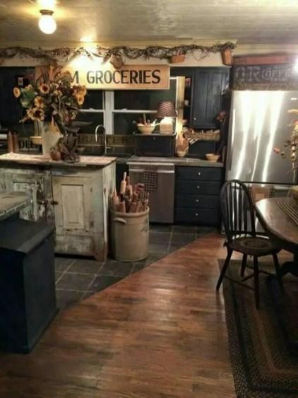 Awesome country farmhouse decor living room ideas 19