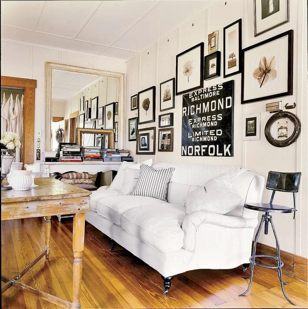 Awesome country farmhouse decor living room ideas 47